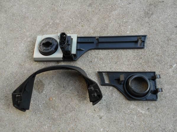 W124  после рестайлинга   правый  руль  для   light  панель переключателя  E320E280E220