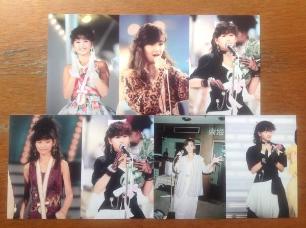 レア☆本田美奈子写真Lサイズ490枚セット