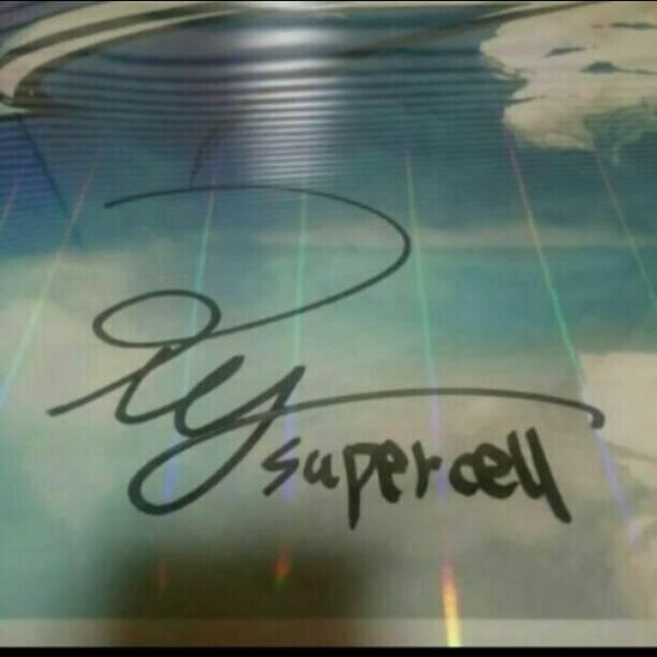 supercell ryo 直筆 サイン入り ポスター 初音ミク B2サイズ