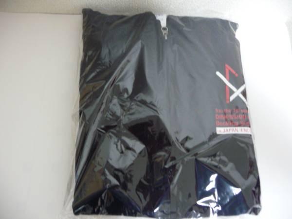f(x) DIMENSIONS4 横浜アリーナ パーカー L クリスタル アンバー ライブグッズの画像