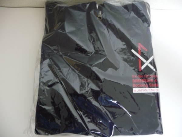 f(x) DIMENSIONS 4 横浜アリーナ パーカー クリスタル アンバー ライブグッズの画像