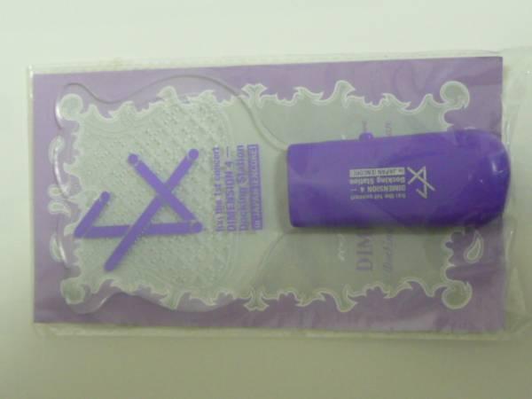 f(x) DIMENSIONS 4 ENCORE ペンライト クリスタル 横浜アリーナ ライブグッズの画像