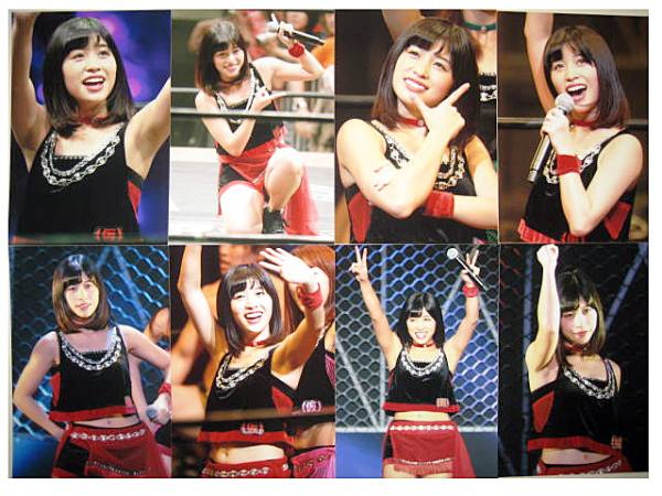 アップアップガールズ(仮)仙石みなみ[DDTフェス2016]生写真A24枚 ライブグッズの画像
