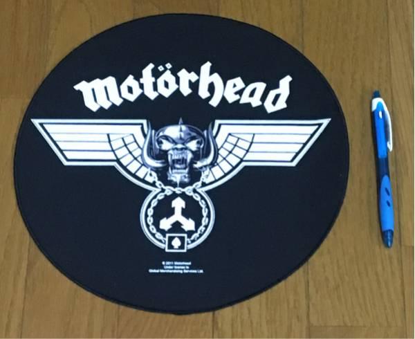新品 Motorhead バックパッチ 検 metallica iron maiden tシャツ