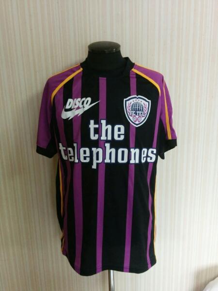 テレフォンズ the telephones サッカー 10th 限定色 L t93