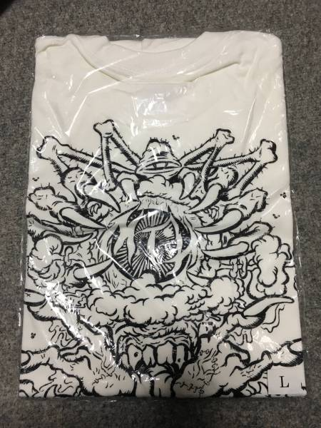 モンスター Tシャツ マキシマムザホルモン L