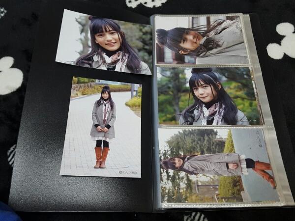 川口春奈 公式 生写真 完売 ver1~ver3 おまけ 特典写真付き。