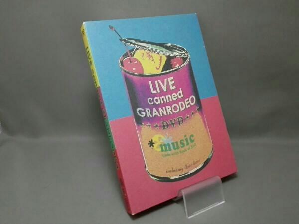 LIVE canned GRANRODEO ライブグッズの画像