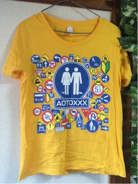 青とメメメTシャツ RADWIMPS