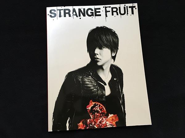 舞台パンフ■STRANGE FRUIT ストレンジフル-ツ/NEWS 増田貴久