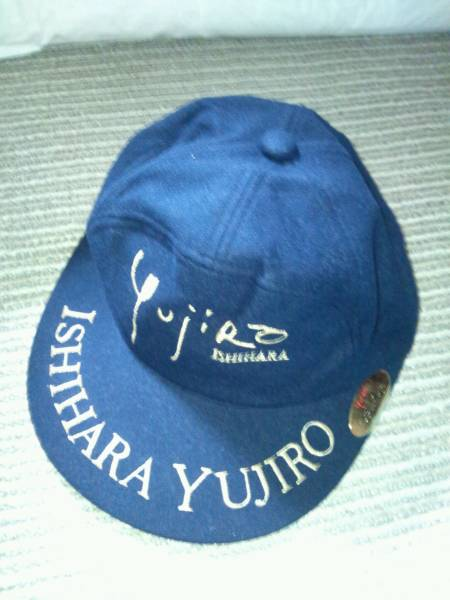 <美品>石原裕次郎 Boss Cap 帽子・日本製