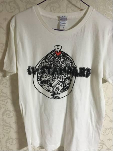 『新品』ハイスタンダードTシャツ 白 ライブグッズの画像