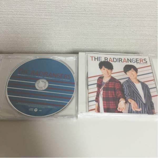 鈴村健一、神谷浩史「ザ・ラジレンジャーズ」Amazon特典CD付 グッズの画像