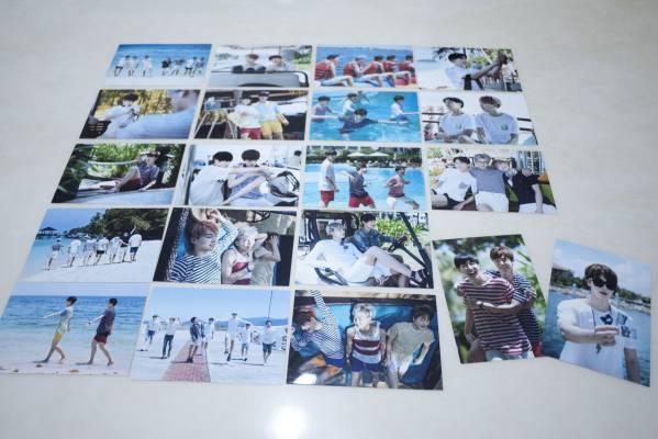 BTS 防弾少年団 《Summer》宣伝生写真20枚セット