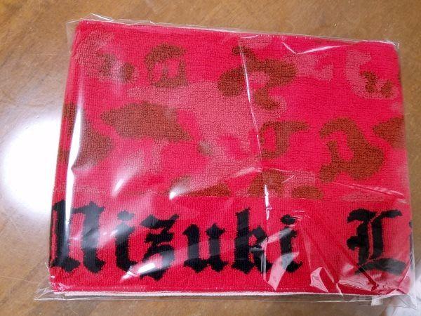 新品 水樹奈々 ライブツアー2010 マフラータオル GAMES