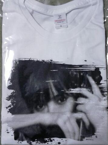 山本彩 RAINBOW Tシャツ カラー白 サイズS 新品