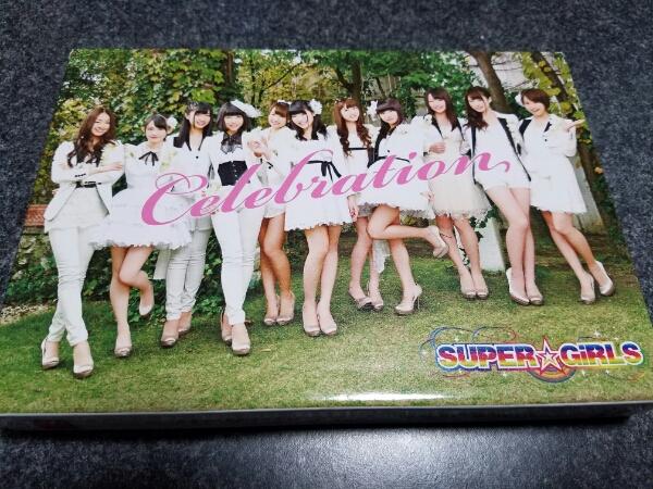 SUPER☆GiRLS Celebration(初回限定盤)(DVD付)