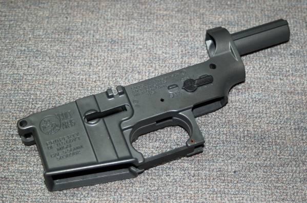 Tokyo Marui electric gun parts M16A1 lower receiver M653 M16