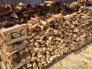 薪 ★楢(ナラ)★ 割薪 米袋100kg分 1年乾燥 今冬から使用可!