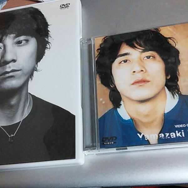 山崎まさよし DVD 2枚セット 中古品 ライブグッズの画像
