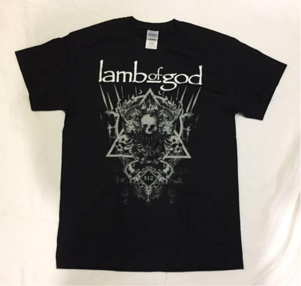 ラムオブゴッド Tシャツ ノットフェス 新品 slipknot knotfest