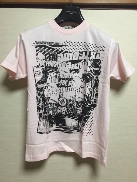 GLAY - オフィシャルライブグッズ GLAY ARENA TOUR 2004 THE FRUSTRATED extreme TERUROCK -PINK-Tシャツ (新品・未着用)