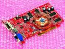 MSI AGP接続グラフィックボード ATI RADEON 9600 256MB 128bit