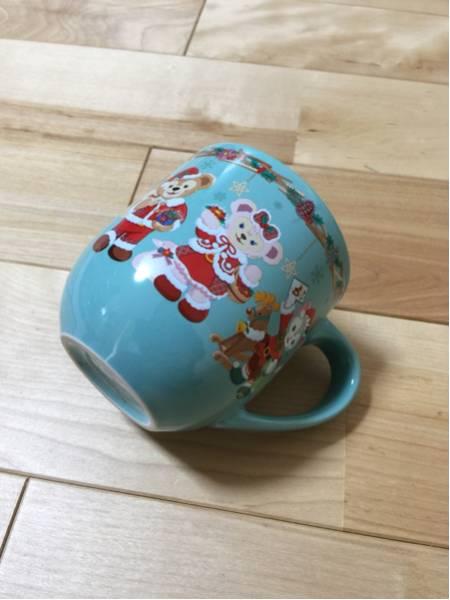 ダッフィー メイ ジェラ クリスマス 2016 スーベニアカップ 大 ディズニーグッズの画像