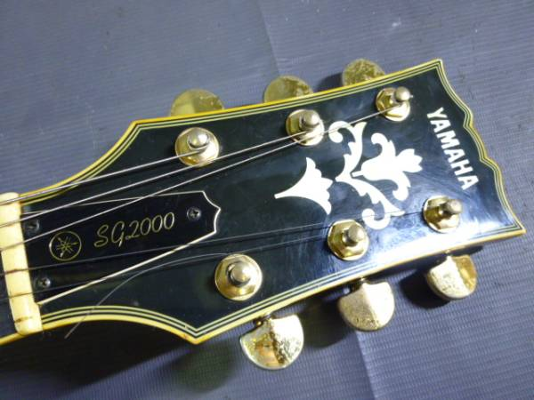 ▲YAMAHA ヤマハ▲SG2000▲エレキギター▲