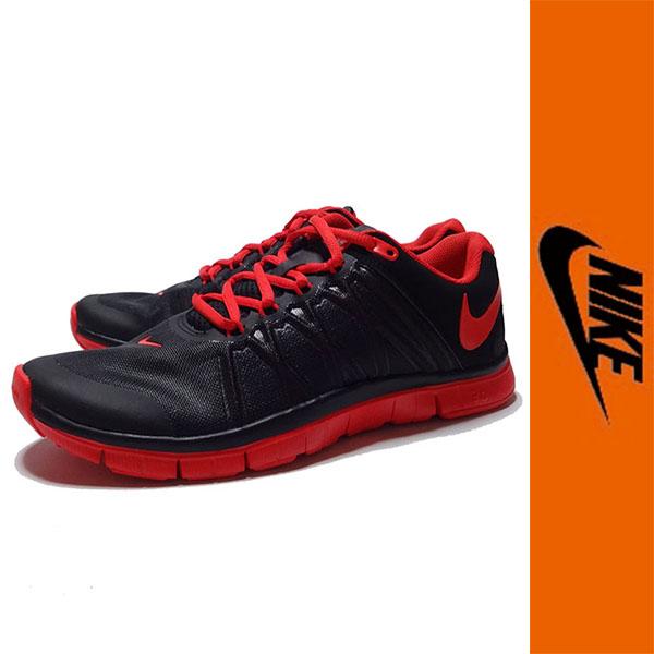 新品 NIKE FREE TRAINER 3.0 ナイキ スニーカー フリー トレーナー ブラック ランニング ジョギング トレーニング シューズ 27.5cm 正規