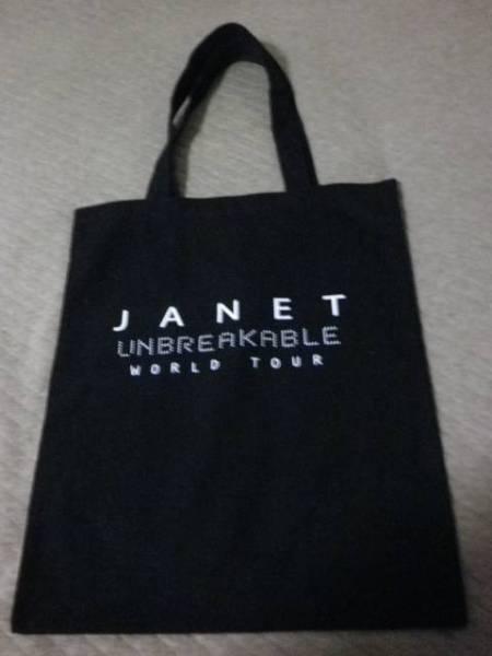 ジャネットジャクソン UNBREAKABLE ワールドツアー トートバッグ