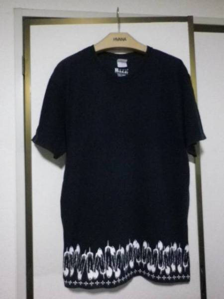 RIZE ライズ 10周年 TRINITY TRIP ZEPP TOUR Tシャツ L ブラック