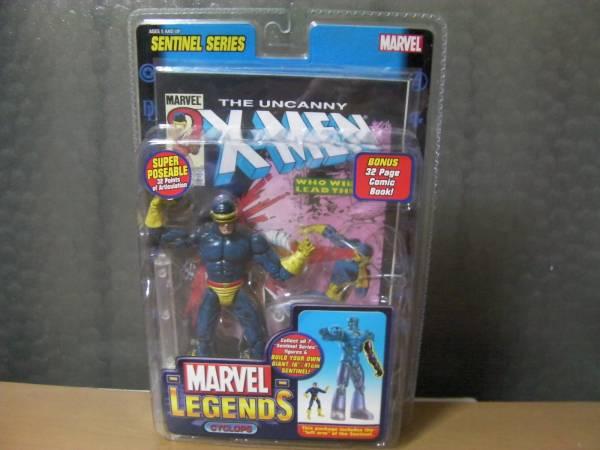 欠品あり マーベルレジェンド Xメン サイクロプス x-men グッズの画像