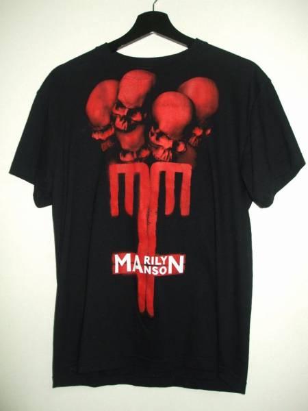 ☆マリリンマンソン オフィシャルツアーバンドTシャツ☆slipknot