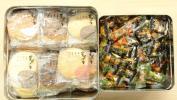 芙蓉総合リース 株主優待 5千円相当 みゆき堂本舗 煎餅・お