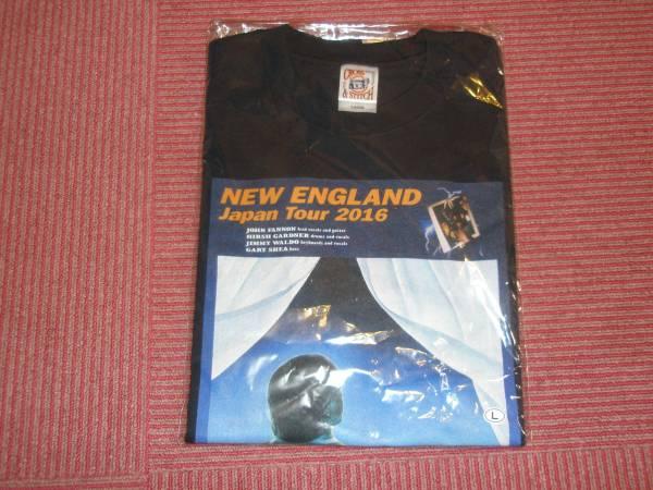 NEW ENGLAND ニュー・イングランド 来日記念Tシャツ