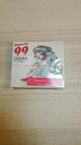 Superfly 99 初回限定盤 新品未開封品 ライブグッズの画像