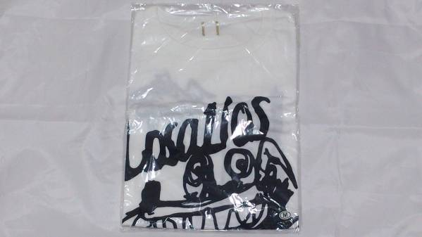 LOSALIOS×SHANTii Tシャツ M 未開封 ロザリオス 中村達也