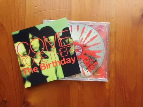 ザ ミッシェルガンエレファント The Birthday CD+DVD ライブグッズの画像
