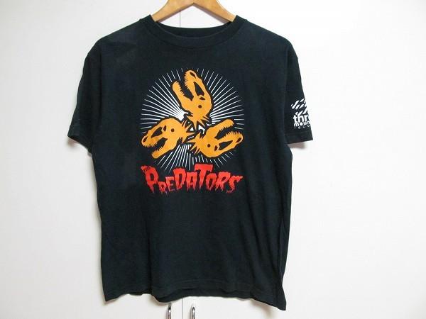 THE PREDATORSザ・プレデターズ ツアーTシャツ黒JIROGLAYy1182