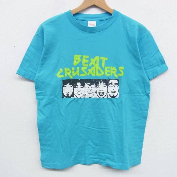 BEAT CRUSADERS ビートクルセイダーズ Tシャツ M BECK ベック