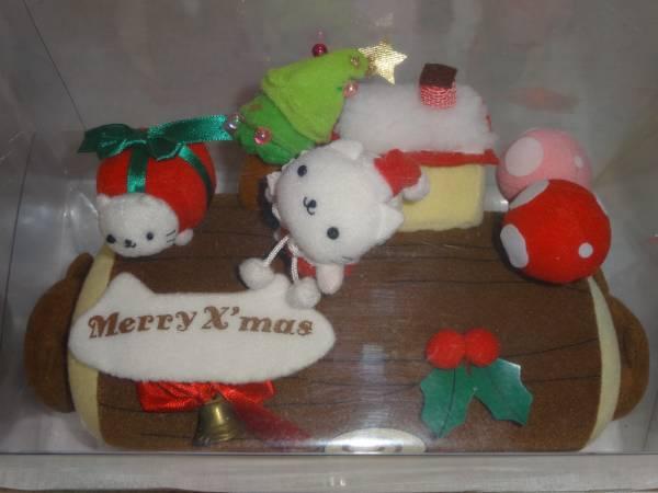 レア(^^♪にゃんにゃんにゃんこ★クリスマスvr.★ジオラマ グッズの画像