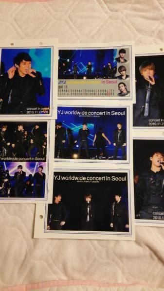 JYJ 2010 Worldwide Concert in Seoul 写真
