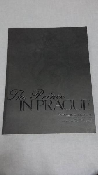 東方神起TVXQ写真集★The Prince IN PRAGUE★JYJ