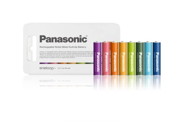 新品Panasonic エネループ単4形8本パック BK-4MCC/8TN