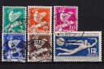 スイス■1932年使用済■軍縮会議/ジュネーブ#250-255