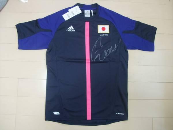 新品★オリンピック五輪★鮫島 彩サイン入り なでしこジャパンM グッズの画像