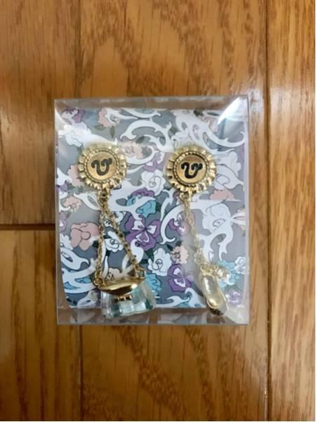安藤裕子 ライブグッズ バックとパンプスのお出かけピアス