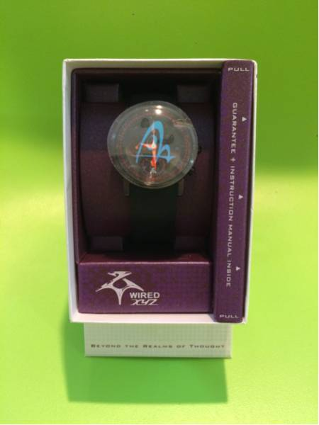 セイコー ウォッチ 時計 WIRED xyz BoA 限定 ワイアード プレゼント 腕時計 レア