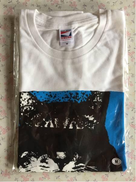 新品 NEWモデル MONOEYES バンド Tシャツ 白 M HIATUS 細美武士 ライブグッズの画像
